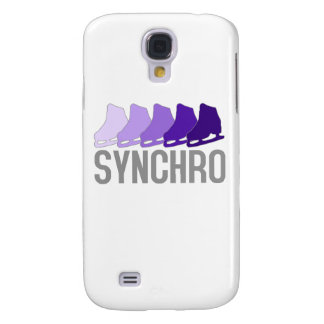 Synchro Skate Galaxy S4 Cases