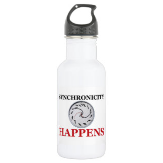 Synchronicity Happens 532 Ml Water Bottle