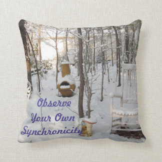 Synchronicity Pillow