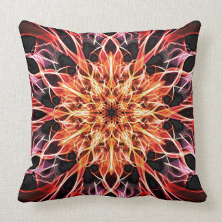 Synchronicity Weaving & Spirit of Life Unfolding Cushion