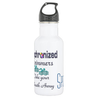 Synchronized Swimming 532 Ml Water Bottle