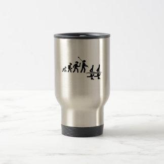 Synchronized Swimming Travel Mug