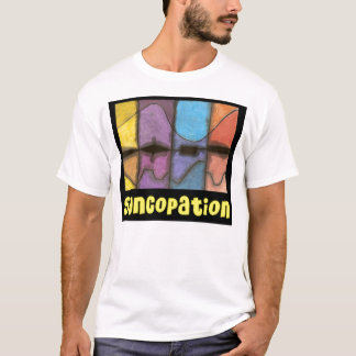 Syncopation T-Shirt by Mandee