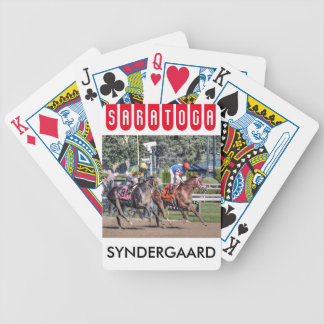 Syndergaard - Velasquez Bicycle Playing Cards