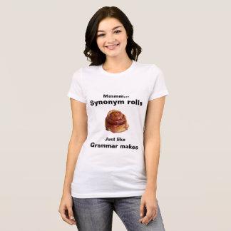 """""""Synonym Roll"""" T-shirt"""