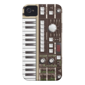 Synth iPhone 4/4S Case