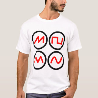 synthesizer (wave forms) T-Shirt