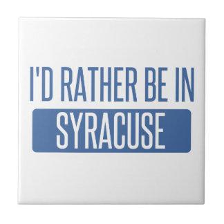 Syracuse Tile