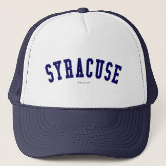 Syracuse Trucker Hat