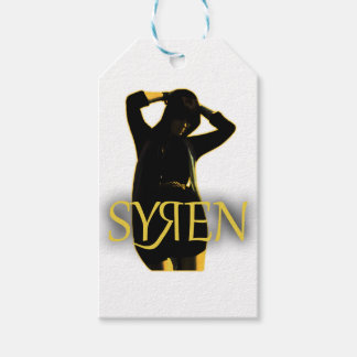 Syren Main Products Gift Tags