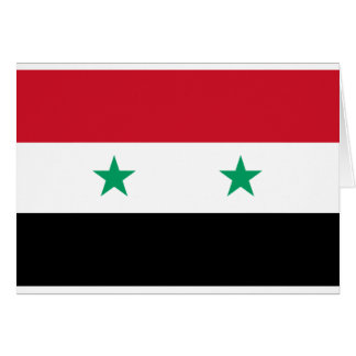 Syria Card