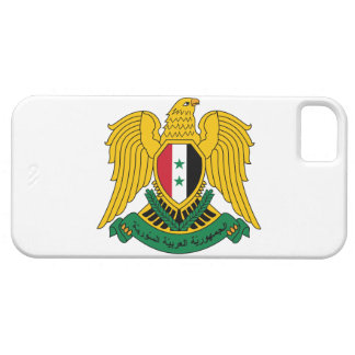 syria coat of arms iPhone 5 cases