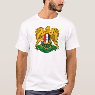 Syria Coat of Arms T-shirt