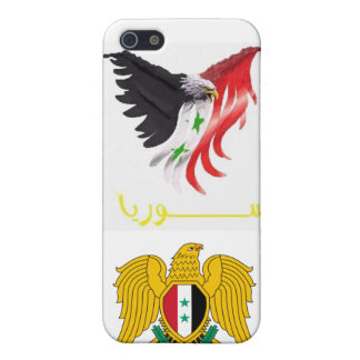 SYRIA COVER FOR iPhone 5/5S