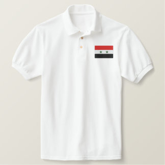 SYRIA EMBROIDERED SHIRT