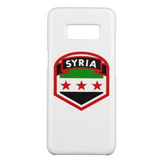 Syria Flag Case-Mate Samsung Galaxy S8 Case