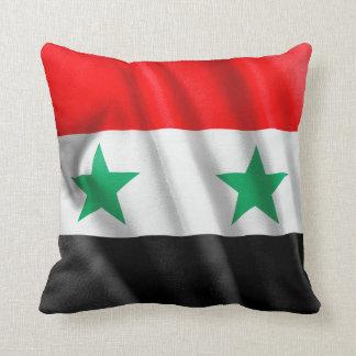 Syria Flag Cushions