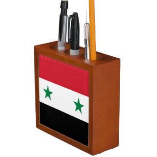 Syria Flag Desk Organiser