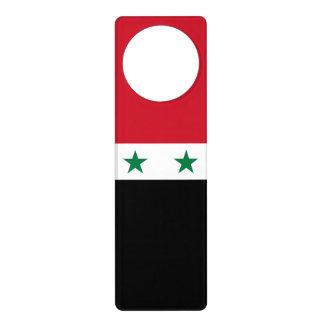 Syria Flag Door Hanger