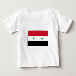 Syria FLAG International Baby T-Shirt
