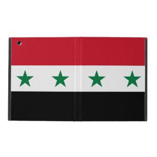 Syria Flag iPad Case