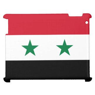 Syria Flag iPad Cover