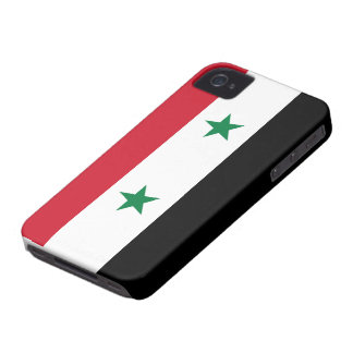 Syria Flag iphone 4 case