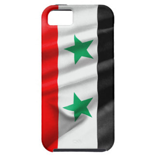 Syria Flag iPhone 5 Cover