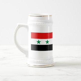 Syria Flag ~ Map Mug