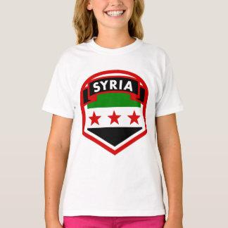 Syria Flag T-Shirt