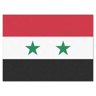 Syria Flag Tissue Paper