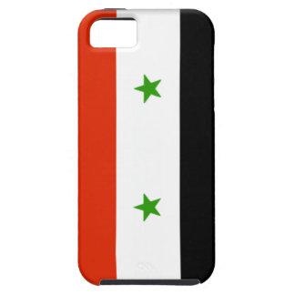Syria Flag Tough iPhone 5 Case