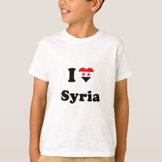 Syria Loving T-Shirt