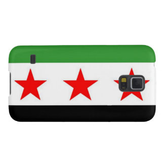 Syria Republic Flag Cases For Galaxy S5