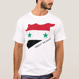 Syria - Support the people T-Shirt