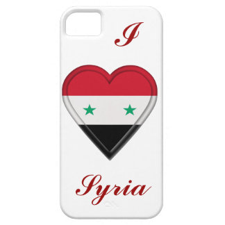 Syria Syrian flag Case For The iPhone 5