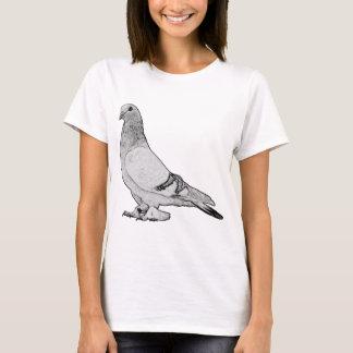 Syrian Coop Tumbler Fancy Pigeon T-Shirt