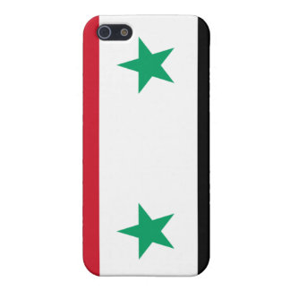 Syrian Flag iPhone 5/5S Cover