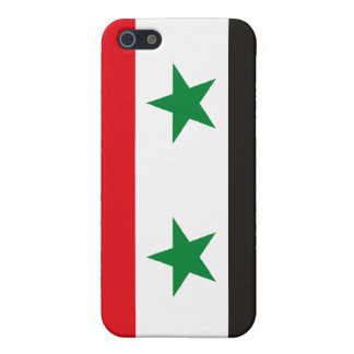 Syrian Flag iPhone 5/5S Covers