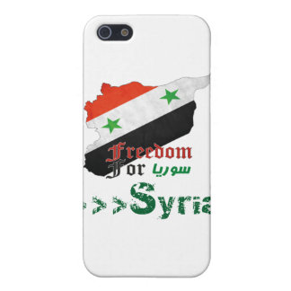 Syrian Freedom iPhone 5 Cases
