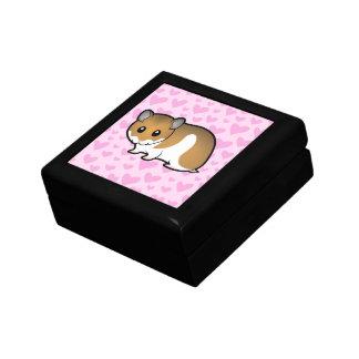 Syrian Hamster Love Gift Box