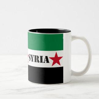 Syrian Revolution Mug