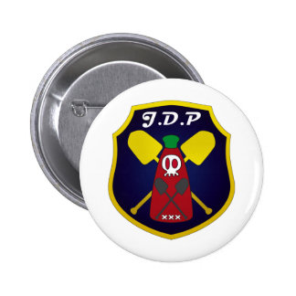 Syrup of Shovel Pinback Button