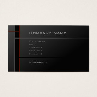 System 12 business card