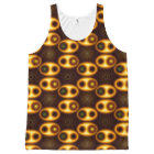 System - All-over Print Tank by Vibrata