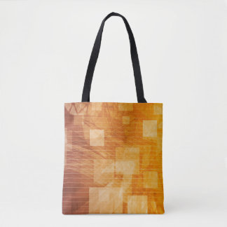 System Development Platform and Reporting Tool Tote Bag