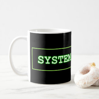 System Failure Coffee Mug