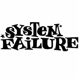 System Failure Photo Sculptures