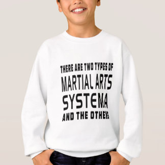 Systema Martial Arts Designs Sweatshirt