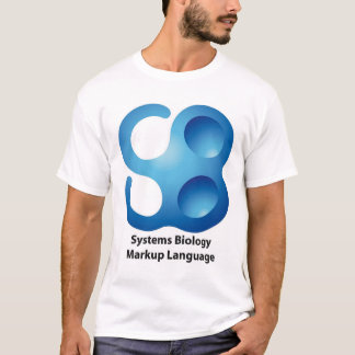 Systems Biology Markup Language T-Shirt